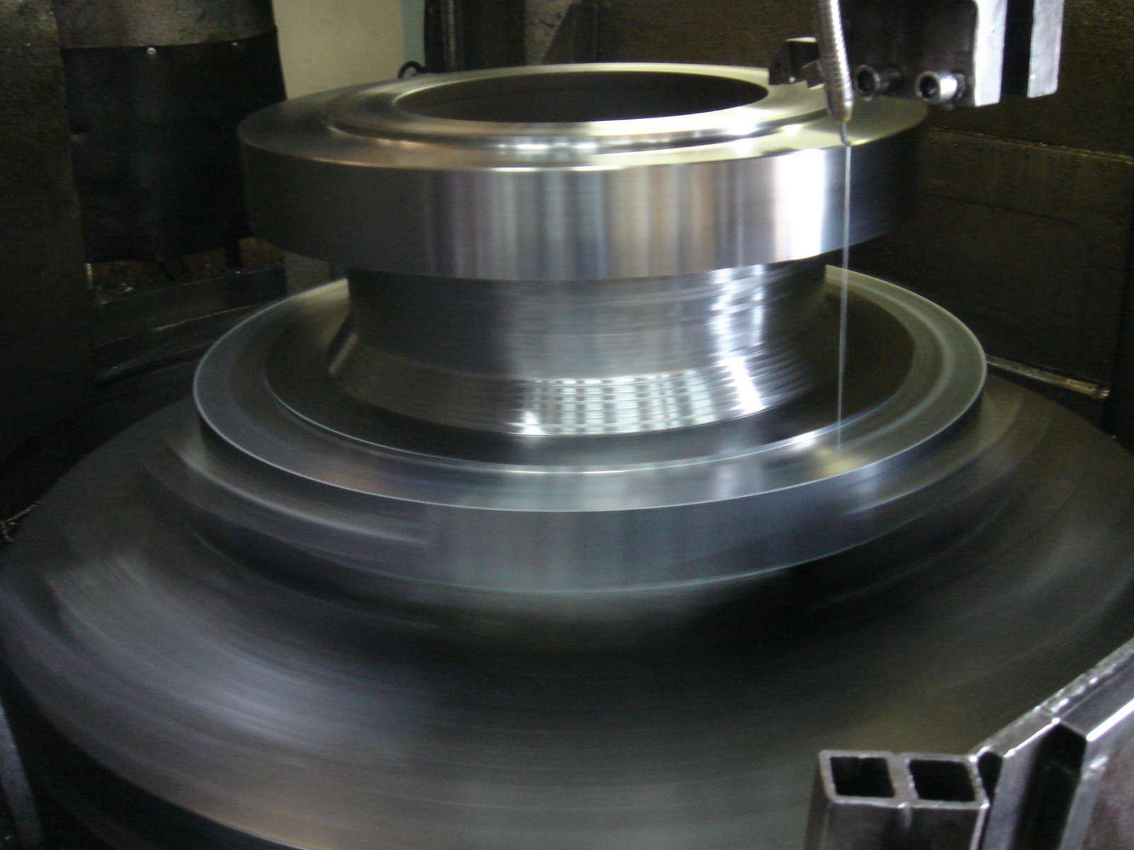 Machining, Cladding, Machining finition rework & Mechanical